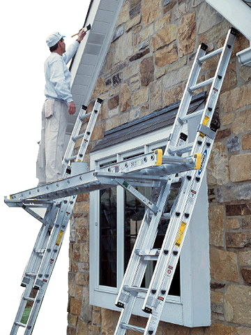 Painter Plank Aluminum 12 24 Sun Rental Center