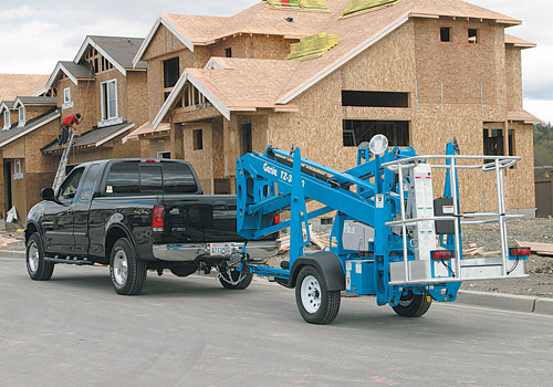 Towable 34 Manlift Genie Tz 34 20 Sun Rental Center
