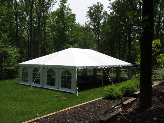 Frame Tent 30 215 45 Sun Rental Center